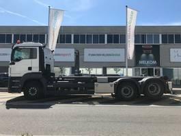 containersysteem vrachtwagen MAN TGS 28.420 6x2-2 BL haakarm 2018