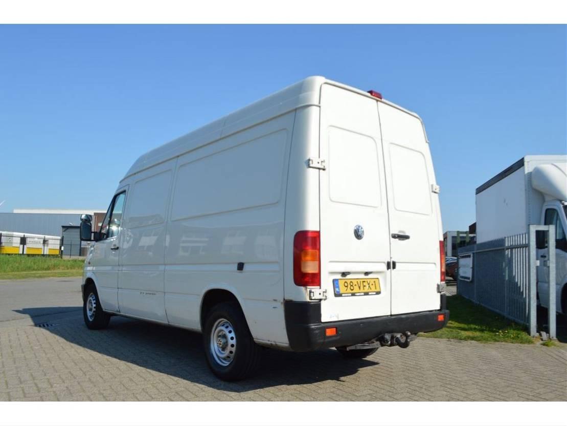 koelwagen bestelwagen Volkswagen LT 35 L2H2 80 KW 2.5TDI KOELWAGEN / KUHLWAGEN 2006