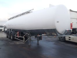tankoplegger Trailor 40000 liter steelsuspension 1993