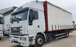 schuifzeil vrachtwagen Iveco EUROSTAR 190E42 - BDF System 1999
