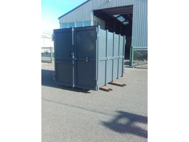 overige containers Container portaal  bak