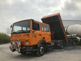 kipper vrachtwagen > 7.5 t Renault Midliner 150 S , 6 Zylinder, Blatt / Blatt 1995