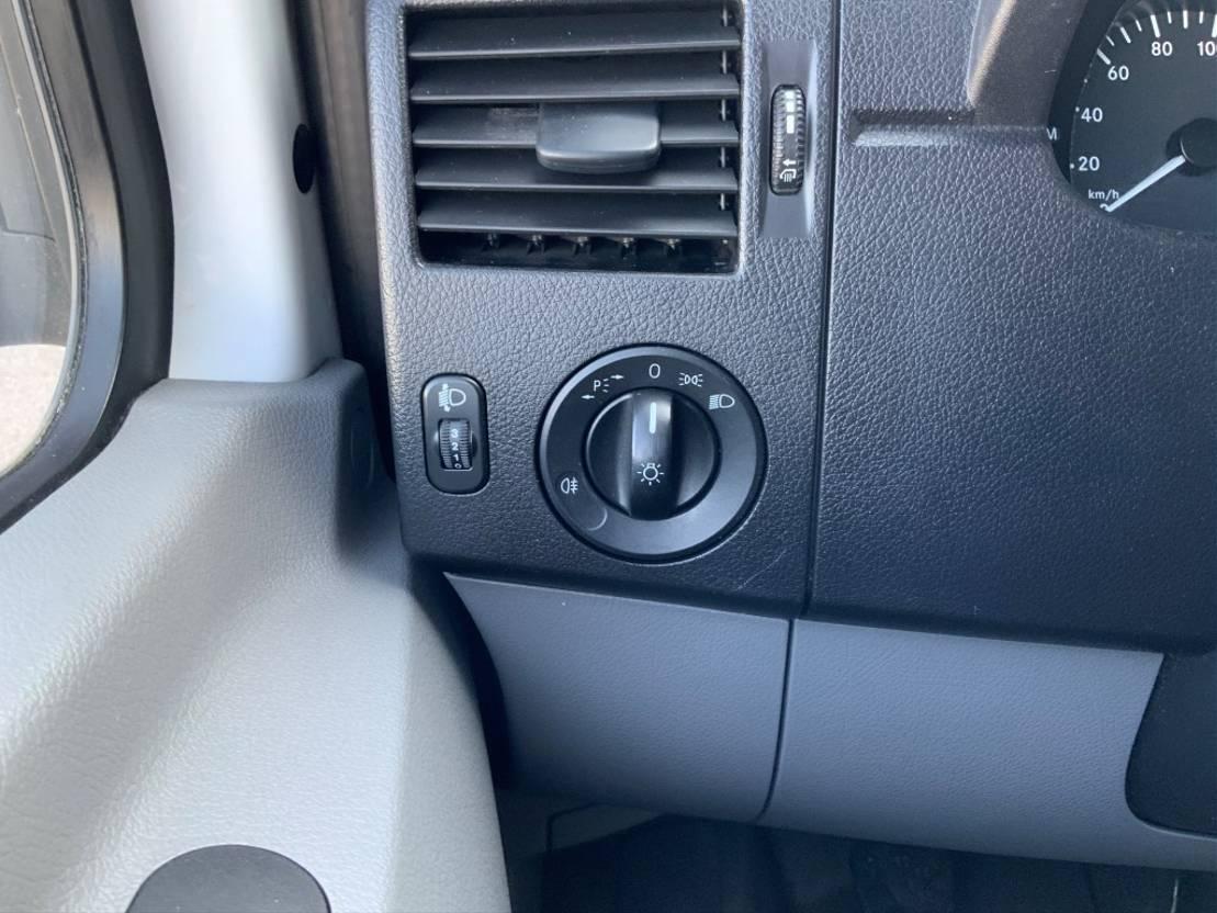 koelwagen bestelwagen Mercedes Benz Sprinter 313 2.2 CDI 366 KoelautoL.2.H1.3 Zits Koeling werkt 100% tot. 0.gr 2010
