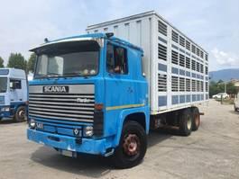 overige vrachtwagens Scania 141 1977