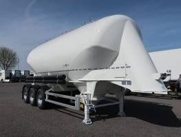 silo oplegger Spitzer SF 2737/2 37m³ 2 Kammer Neu sofort lieferbar 2020