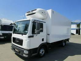 koelwagen bakwagen MAN TGL 8.180 BL Tiefkühlkoffer 5 m LBW 1 T*TK 800-R 2014