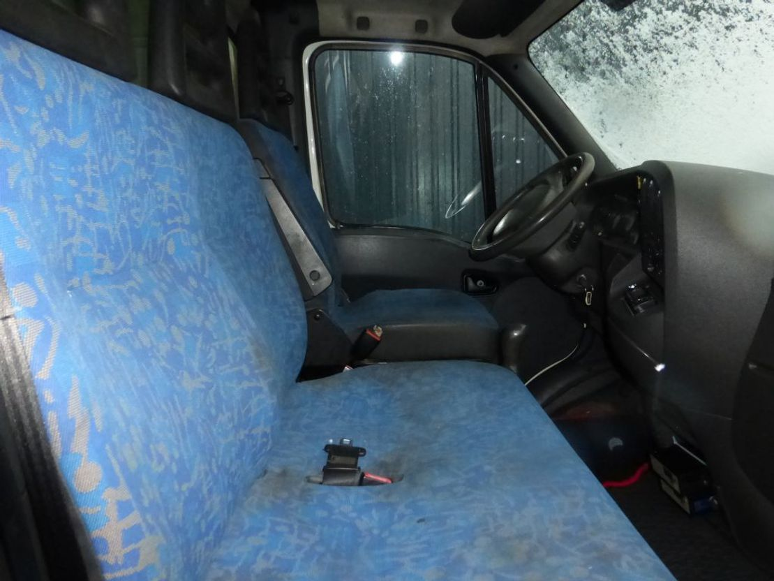 koelwagen bestelwagen Iveco DAILY 35C11 2001