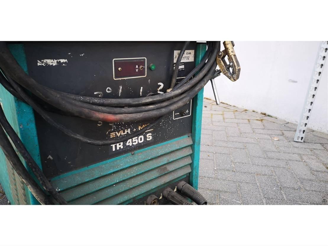 diverse items DIV. VLH TR450sw watergekoeld 1999