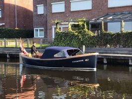 sloep Couronnes Craft Aalsmeer 2012