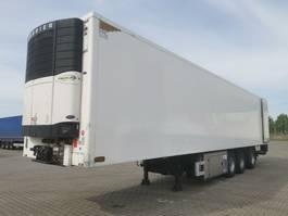 koel-vries oplegger Pacton Koel-vries/Frigo trailer + taillift/laadklep + stuuras/lenkachse   Heiwo 2008