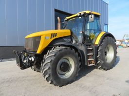 standaard tractor landbouw JCB Fastrac 7230 p-Tronic 2009