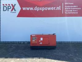 generator Himoinsa HIW35 - Iveco - 35 kVA Generator - DPX-12186 2005