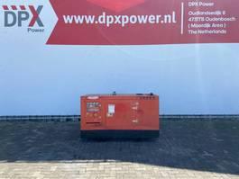 generator Himoinsa HYW35 - Yanmar - 35 kVA Generator - DPX-12184 2007