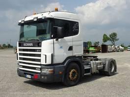 standaard trekker Scania R 144  460