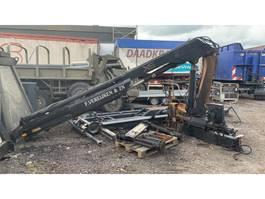 autolaadkraan Hiab 122 B-2 HiDuo > Fire damage 2012