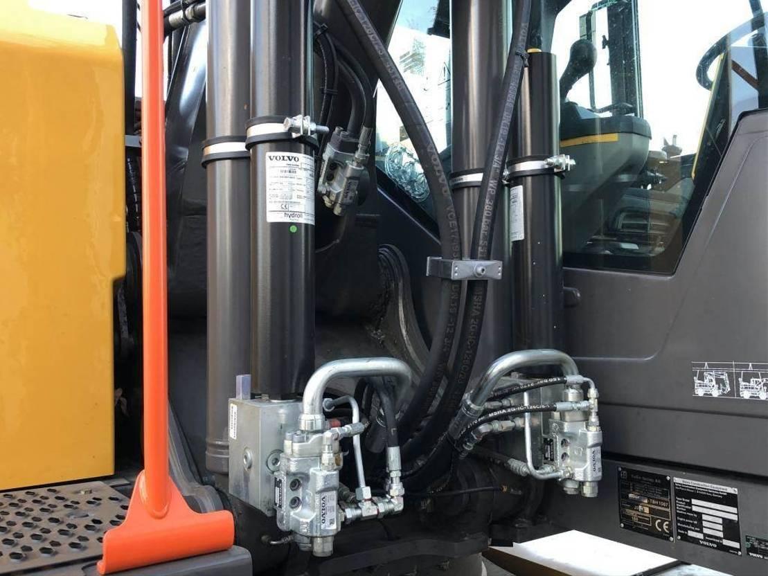 wielgraafmachine Volvo EWR170E 2019