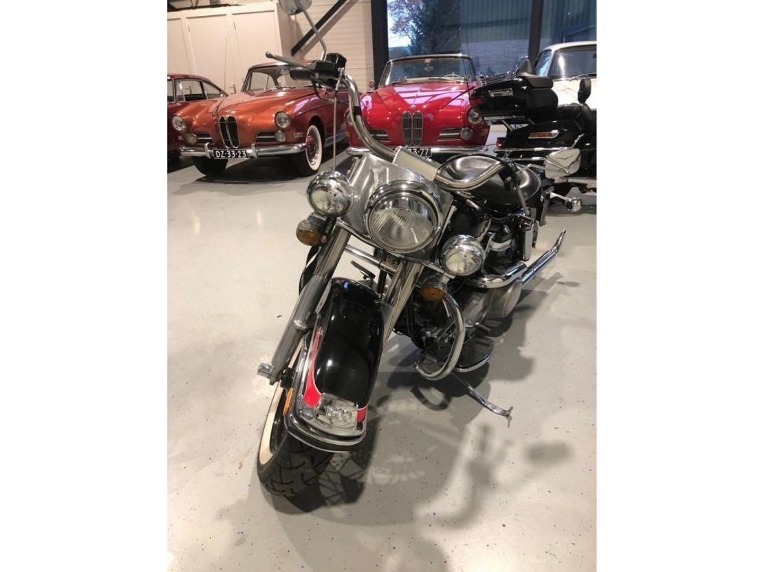 motorfiets Harley-Davidson Elektra. 1200 1978