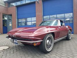 coupé wagen Chevrolet CORVETTE V8.autom. STING RAY 1965