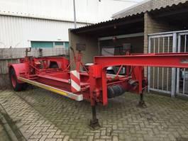 boottrailer aanhangwagen Kögel S5 SO zadeloplegger (voor boot)
