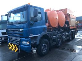 bitumensprayer vrachtwagen DAF CF 85.410 8X4 BITUM MANUAL - ONLY 8509KM 2011