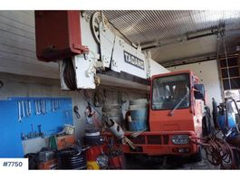kraanwagen Tadano TL 250E mobile crane 1981