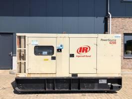 generator Ingersoll Rand G200 John Deere Leroy Somer 200 kVA Silent generatorset 2006