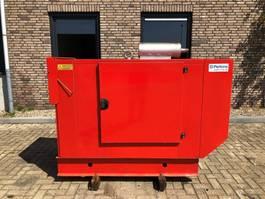 generator Perkins 23 kVA Silent generatorset