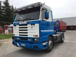 standaard trekker Scania 143 500 1995