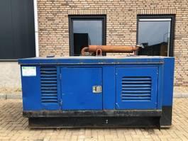 generator Perkins Lincoln SAE 400 las generatorset