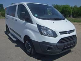 mpv auto Ford Transit Custom 300 L1 VA Basis KLIMA 9-Sitzer 2014