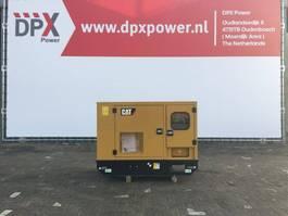generator Caterpillar DE18E3 - 18 kVA Generator - DPX-18002 2020