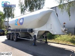 silo oplegger Spitzer Silo Silo / Bulk, 37000 liter, 2,6 bar, 50c, Disc brakes 2002