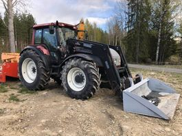 standaard tractor landbouw Valtra T170 2005