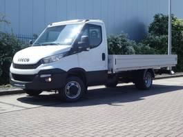 pick-up bedrijfswagen Iveco DAILY 50 C 15 3.0 liter 2014