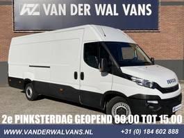 gesloten bestelwagen Iveco Daily 35S16 Euro6 160pk L3H2 Automaat Airco, parkeersensoren, 3-zits, 35... 2017