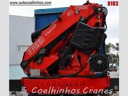 Kraanarm vrachtwagen onderdeel - Fassi F560 XP 34 metros 2010