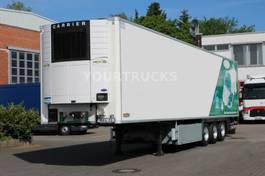 koel-vries oplegger Chereau Carrier Vector 1550 /Fleisch/Meat/FRC/Strom/2,6h 2011