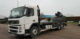 open laadbak vrachtwagen Volvo FM12  420 6x2 + PKK15500  + Remote