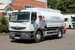 tankwagen vrachtwagen Renault Premium 310 DXI E5/Retarder/13000l/4 Kammern/ADR 2010
