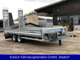 dieplader aanhanger Müller-Mitteltal ETÜ-TA-R 11,9 Tieflader,verzinkt, Gitterrostramp 2020