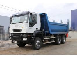 kipper vrachtwagen > 7.5 t Iveco TRAKKER 380T35 - 6x6 2006