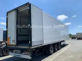 koel-vries oplegger Krone 2x  Vector 1550  SAF 2014
