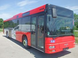 stadsbus MAN A20 KLIMA 2004
