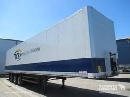 gesloten opbouw oplegger Schmitz Cargobull Kasten Standard Dubbeldeks 2018