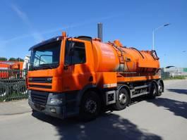 kolkenzuiger vrachtwagen DAF 85 CF 380 8X2 !! KOLKENZUIGER !! 2003