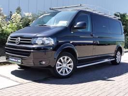 gesloten bestelwagen Volkswagen TRANSPORTER 1.9 TDI 2010