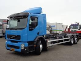 containersysteem vrachtwagen Volvo FE 280 + Euro 5 + PTO 2009