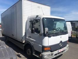 bakwagen vrachtwagen > 7.5 t Mercedes Benz ATEGO 1018 - EURO 3 - 2003 2003