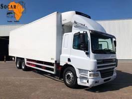 koelwagen vrachtwagen DAF CF 75.310 6X2 FRIGO  (TEN TIRES) 2003