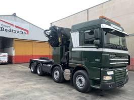 kraanwagen DAF Daf xf 105.510 Palfinger 100002 + Jin 2010